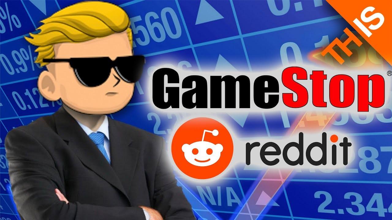 Risultato immagini per reddit GameStop