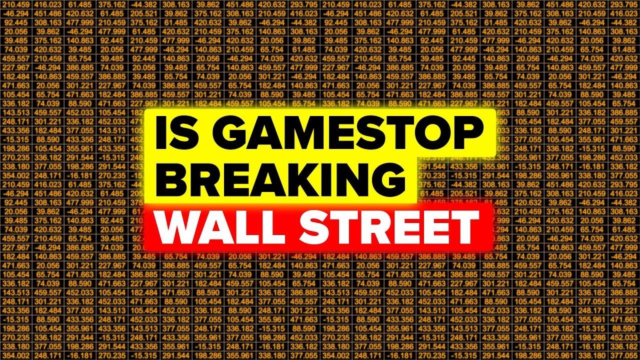 Risultato immagini per GameStop wall street