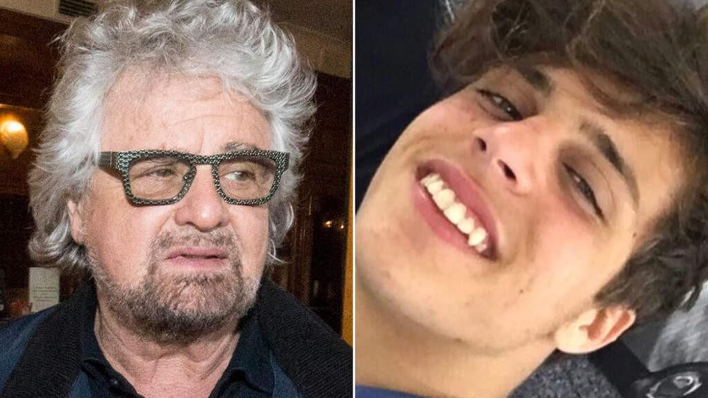 Accusa di violenza sessuale per il figlio di Beppe Grillo ...