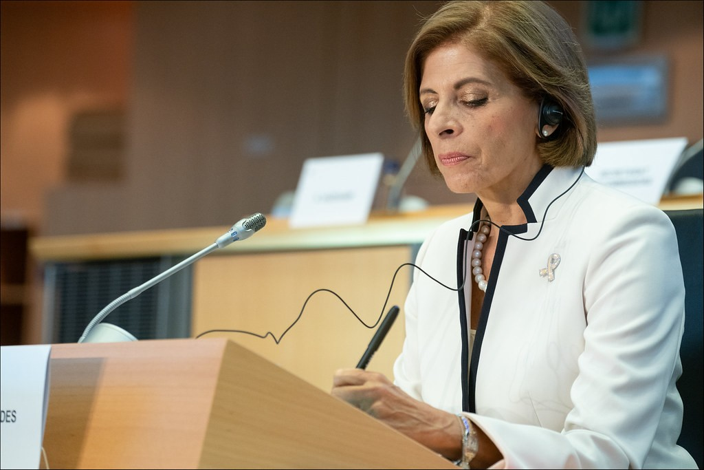 Hearings: Hearings: Stella Kyriakides (Cyprus) - Health | Flickr