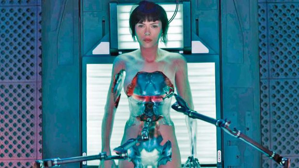 Ghost in the Shell: El fenómeno del cyberpunk | ELDOMINICAL | EL COMERCIO PERÚ
