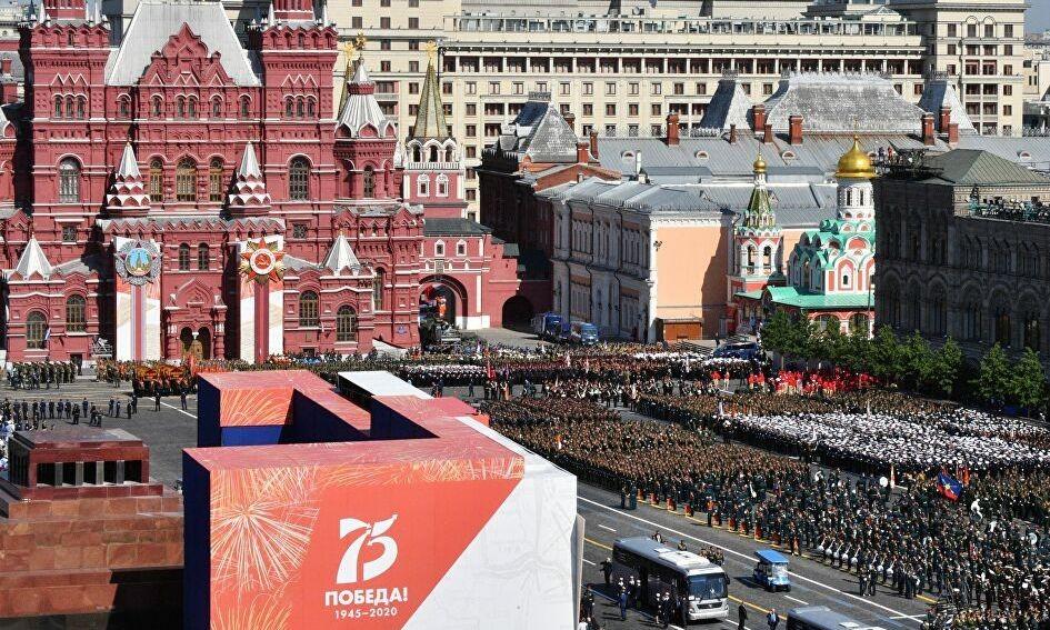 Russia, parata per la vittoria a Mosca. Putin: «Fu l'Urss a battere il nazismo» - VIDEO -