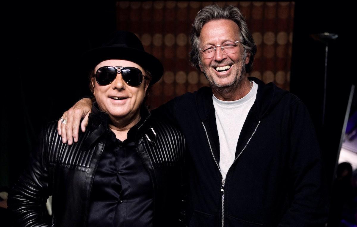 Eric Clapton è razzista? E che cosa c'entra Van Morrison? | Rolling Stone Italia