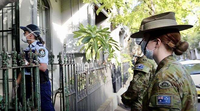 polizia australia Australian Defence Force